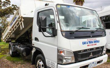 Tip Truck 6.5T(GVM)