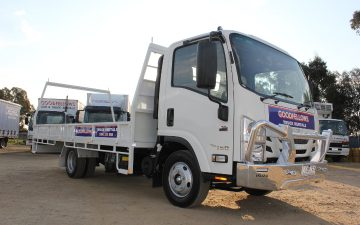 Tray Truck 4.5T(GVM)