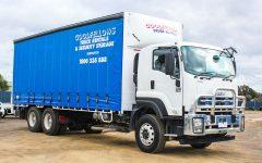 Taut Truck 24T(GVM)