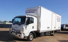 Pantec Truck 11T(GVM)