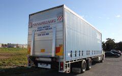 Taut Truck 22.5T(GVM)